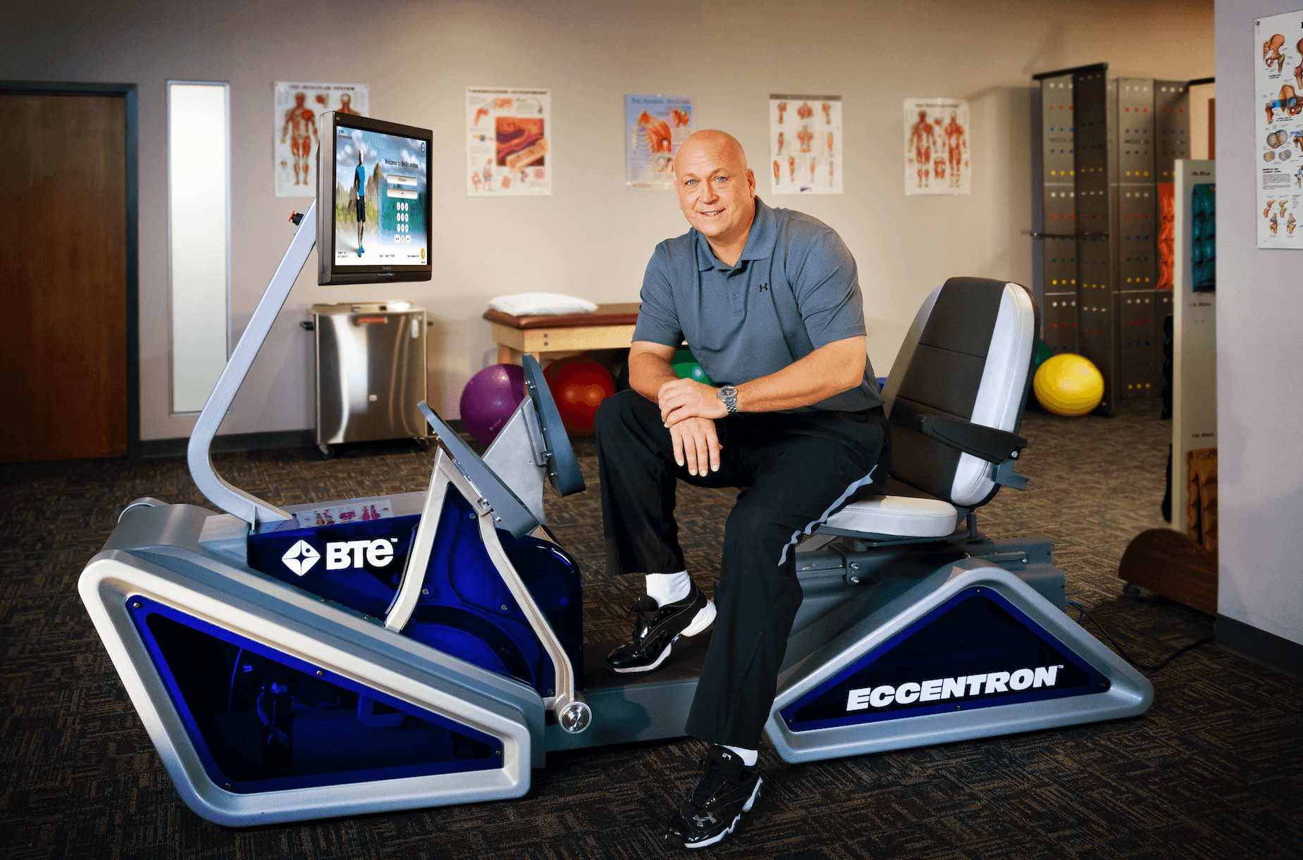 Eccentric Exercise for ACL with Cal Ripken Jr