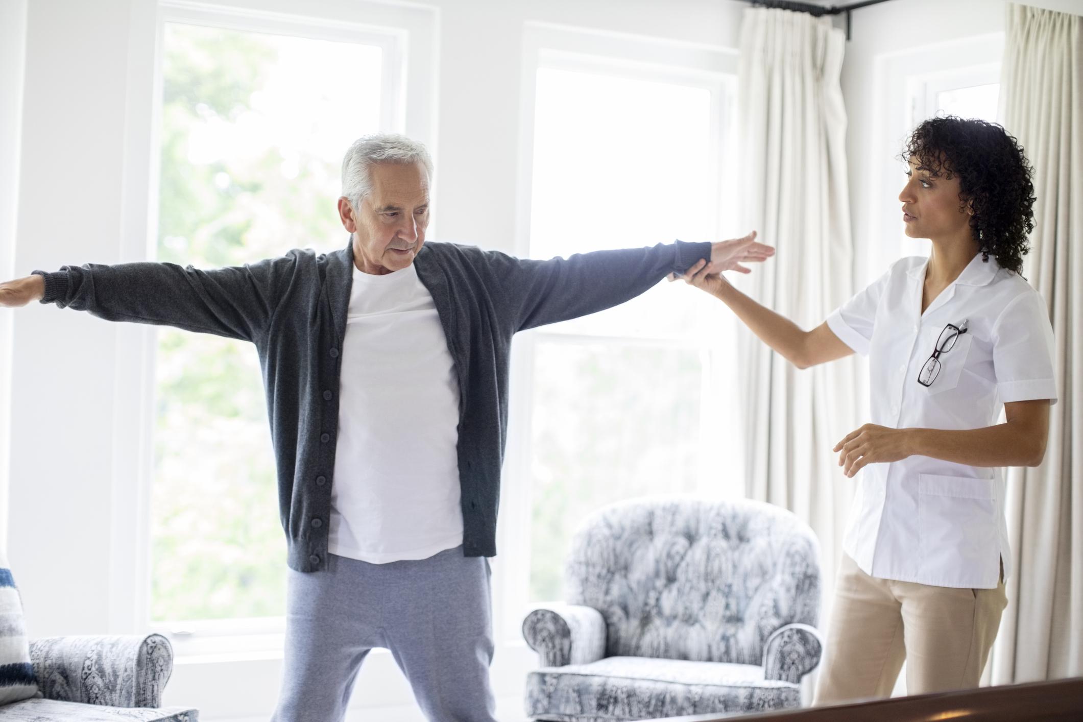 LSVT treatment for Parkinsons Disease